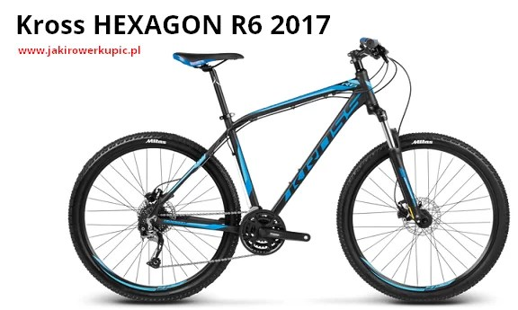 Kross Hexagon R6 2017