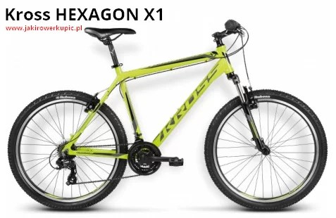 Kross Hexagon X1 2016