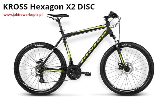Kross Hexagon X2 Disc 2016