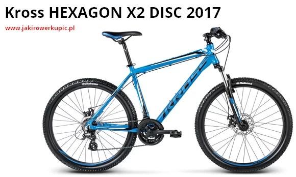 Kross Hexagon X2 Disc 2017