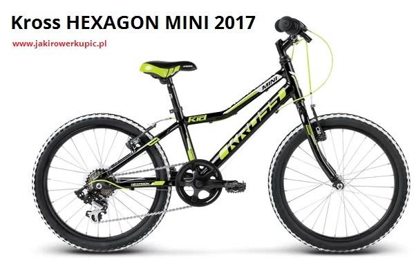 KROSS Hexagon Mini 2017
