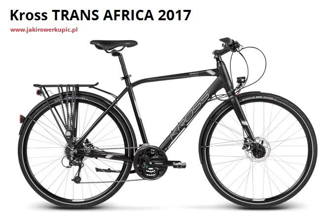 Kross TRANS AFRICA 2017