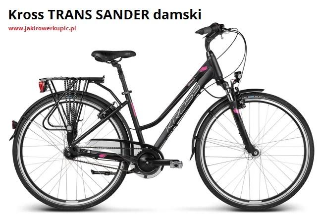 Kross Trans Sander damski 2017