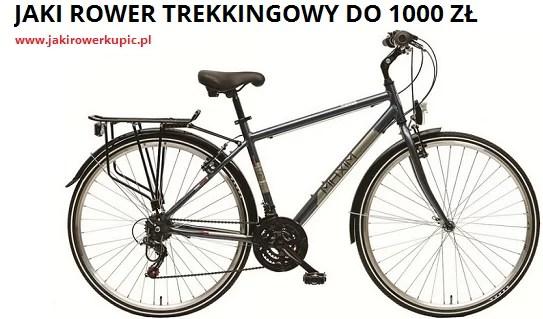 jaki rower trekkingowy do 1000 zł