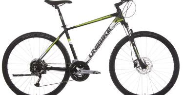 Unibike Crossfire disc 2018