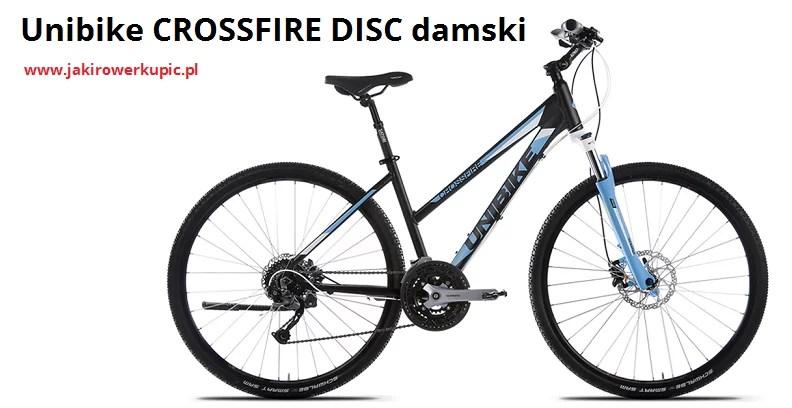 Unibike Crossfire DISC 2017 damski