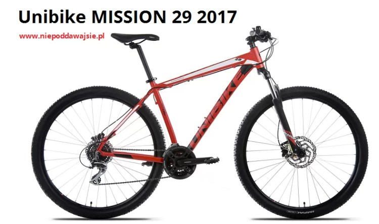 unibike mission 29 2017