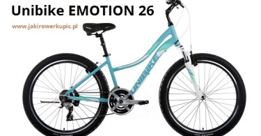 Unibike Emotion 26 2017