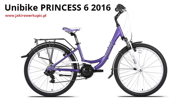 Unibike Princess 6 2016