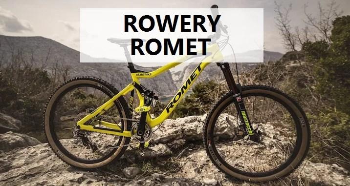rowery romet