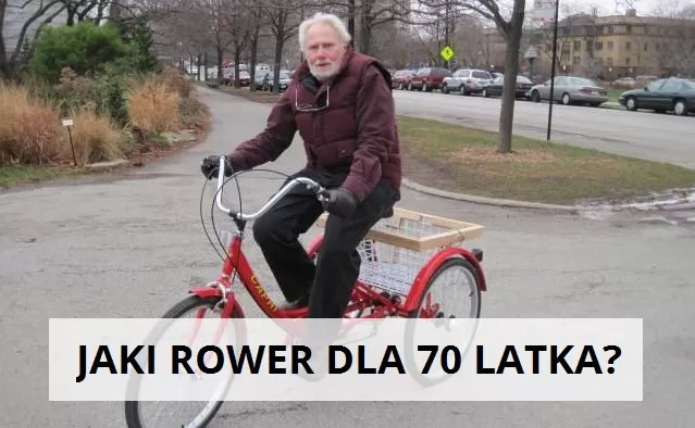 jaki rower dla 70 latka