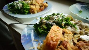 Rolada z poledwiczką, czyli mój sposób na wykwintny obiad