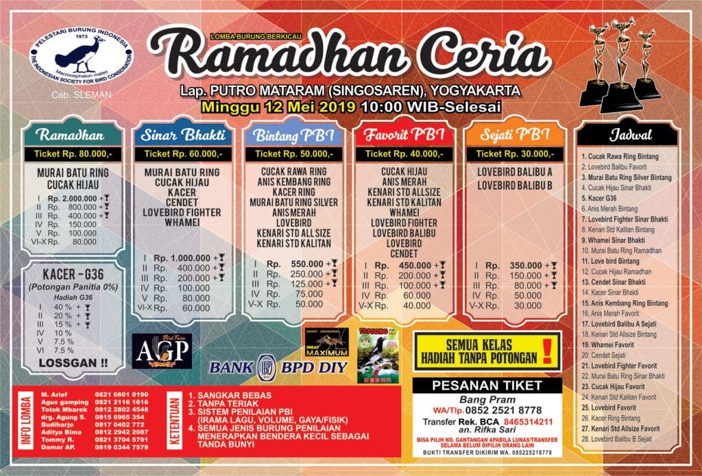 Ramadhan Ceria PBI Sleman