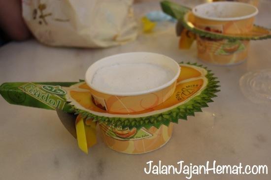 Es Durian Cendol