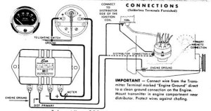 Technical  NEED HELP! wiring sun transmitter tach | The HAMB