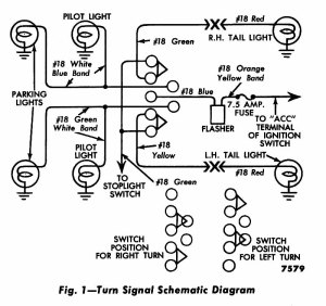 Customs  need help wiring an add on turn signal switch