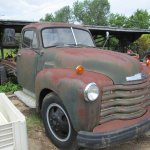 Projects Need Some Information On This 47 53 Chevy Truck The H A M B