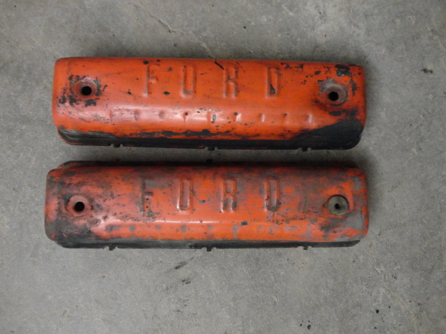 Valve Cover Sale Lincoln Script Y Block Ford Block Letter The HAMB