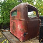 Projects 1939 Ford Truck Cab The H A M B