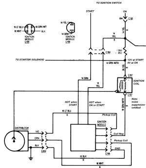 Ignition Coil Wiring Diagram  Diagram Stream
