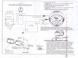 Technical  Faria Tachometer | The HAMB