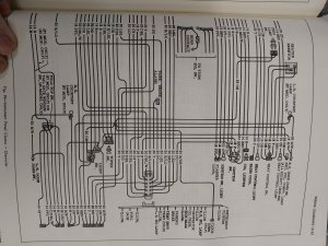 1966 Chevy pickup dash wiring diagram? | The HAMB