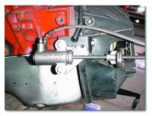 Technical  T5 clutch linkage setup for Model A coupe   The HAMB