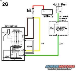 87 f150 50 charging system help!!!!  Ford Truck Enthusiasts Forums