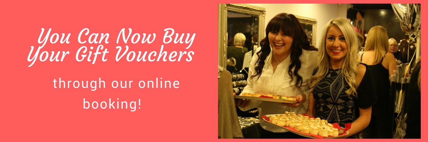 Shopping Night & Gift Vouchers