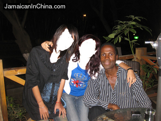 Walt in Xishuangbanna on a date,