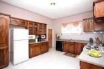 Full Kitchen at Jamaica villa