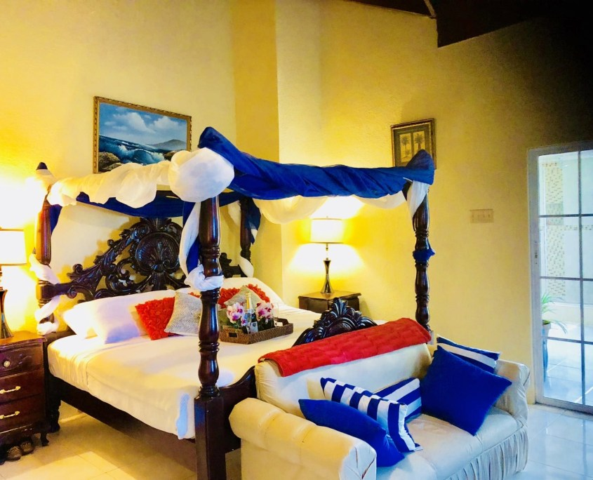 Jamaica Villa Vacation Rentals Bedrooms