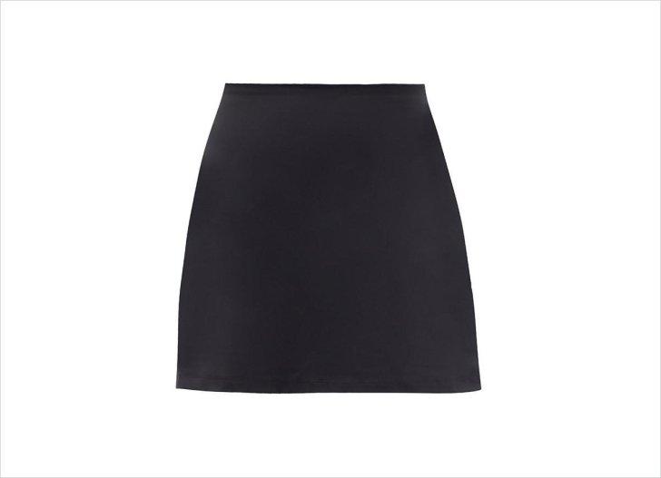 فستان Girlfriend Collective Mini-dress Mini-dress-dress الزي لخريف عام 2021