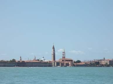 Venezia vista dalla Laguna