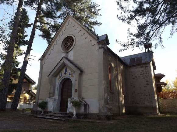 Silvana Mansio - Chiesa S.Alessandro Martire