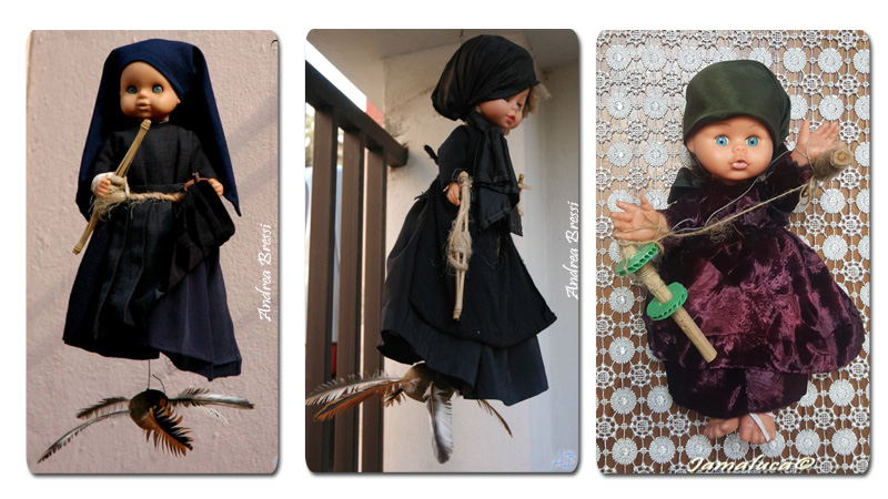 corajisima bambola quaresima