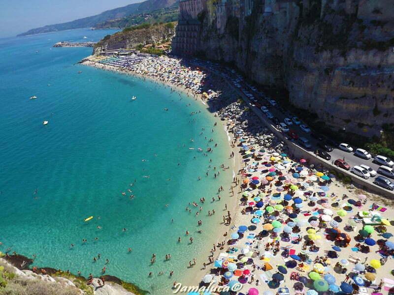 Vacanze al mare in Calabria a Tropea