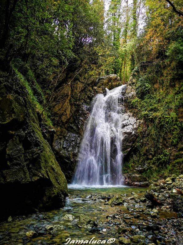 Cascata del Campanaro