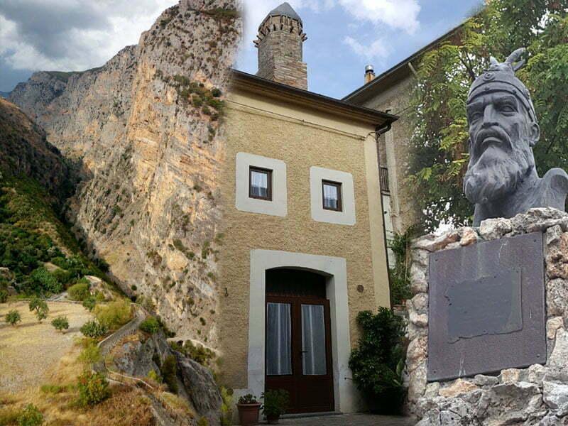 Gita fuori porta e week end in Calabria - Civita