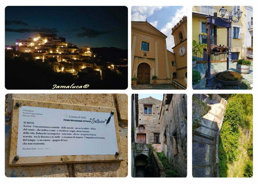 Cosa vedere a Sellia - Centro storico