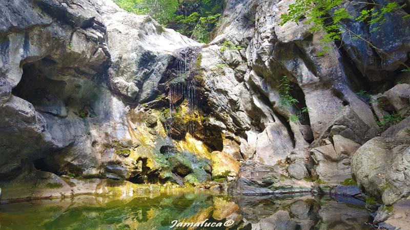 Grotta Rosa Magisano