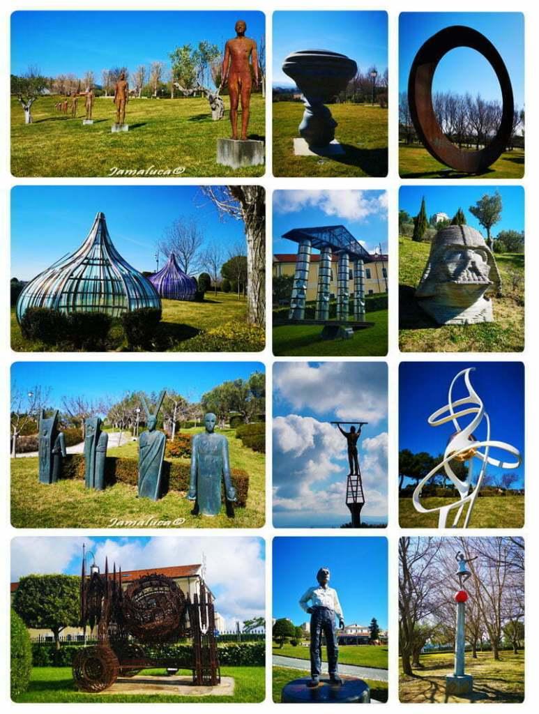 Parco internazionale della scultura Catanzaro