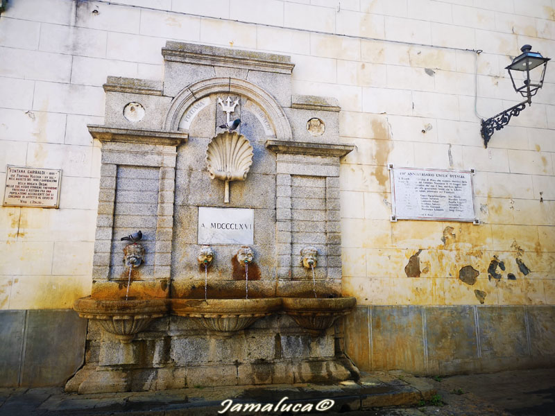 Pizzo Calabro - Fontana Garibaldi