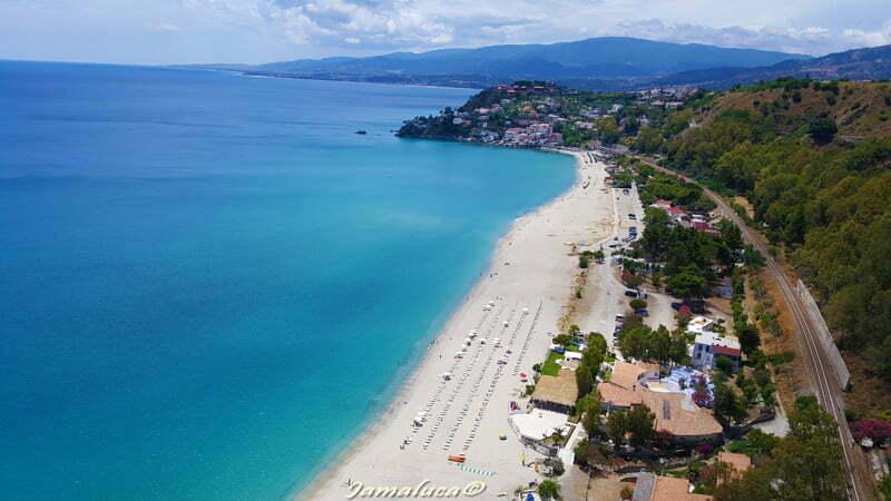 Caminia di Stalettì- Costa degli Aranci tra le cose da vedere in Calabria