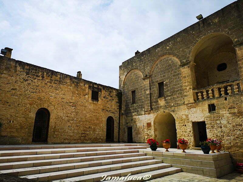 Castello Episcopio - Grottaglie
