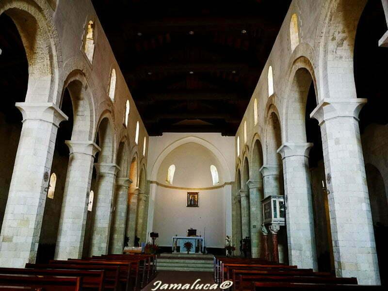 Tropea - Interno del Duomo