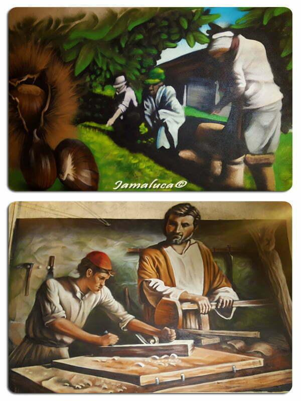 street art in Calabria - Angoli di Serrastretta