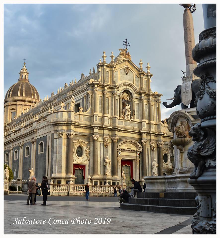 Siti Unesco in Sicilia - Le città barocche della Val di Noto - Catania