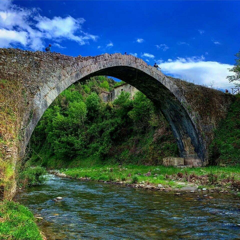 Trekking in Calabria - Valle del Savuto - Sentiero dei tre ponti