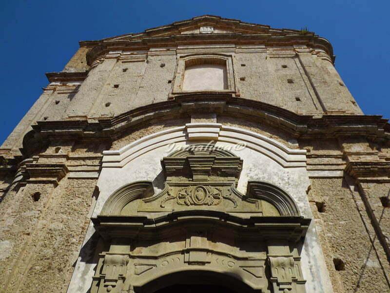 Gerace - Chiesa del Sacro Cuore